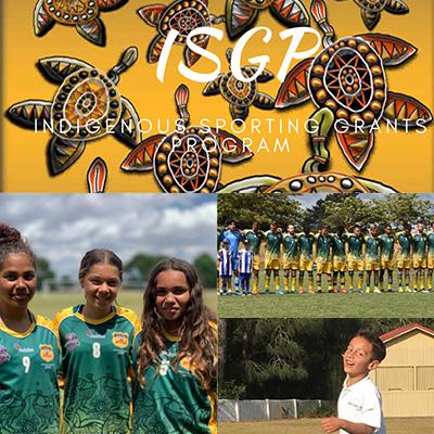 Indigenous Sports Grants